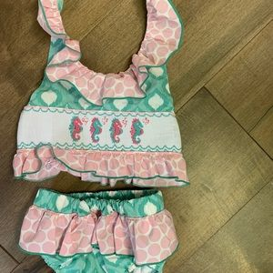 Other - Shrimp and Grits Kids bathing suit size 2T